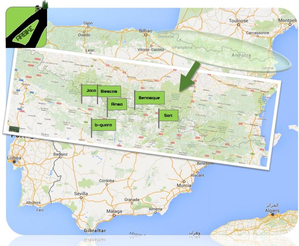 arbike-pirineos-mapa