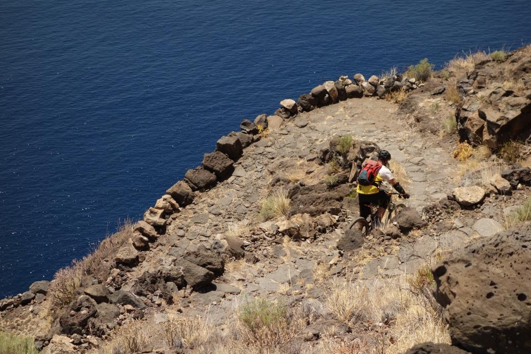 Rutas Enduro MTB La Palma