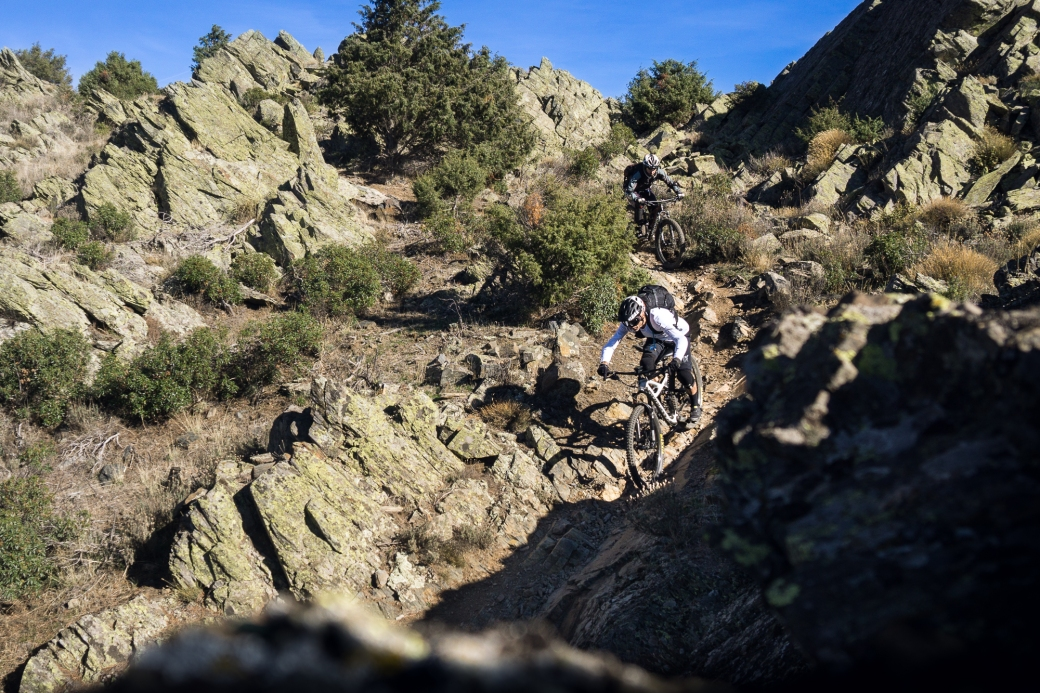 Trail Guide rutas enduro mtb