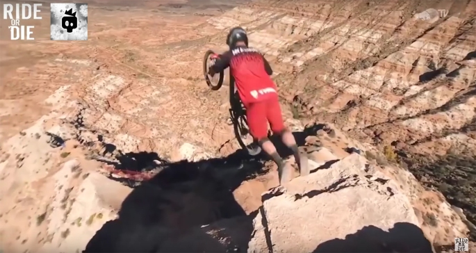 Ride or Die Red Bull Rampage 2017