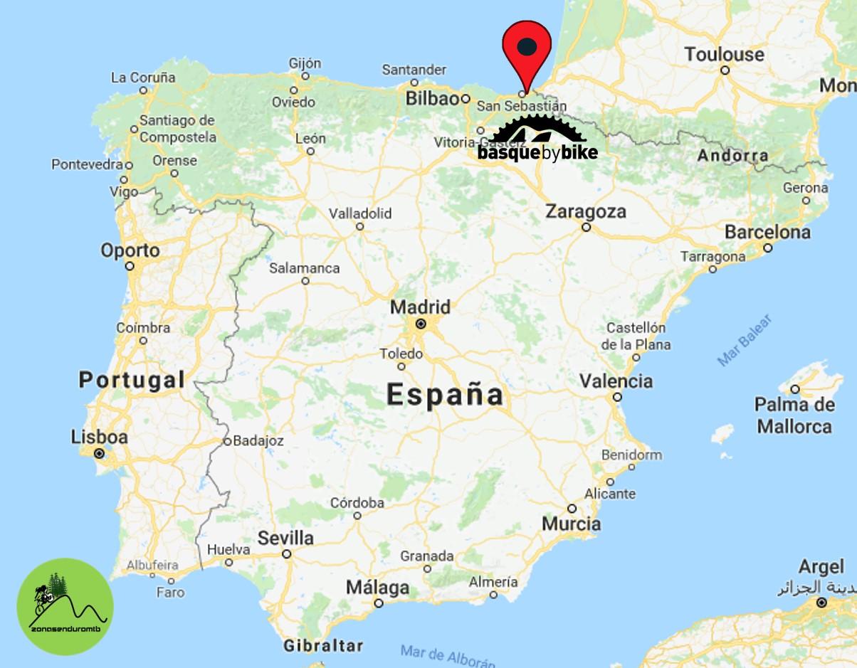 Costa Vasca Allmountain MTB