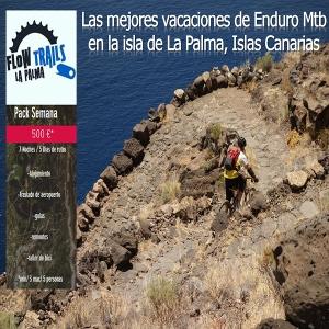 La Palma Enduro MTB