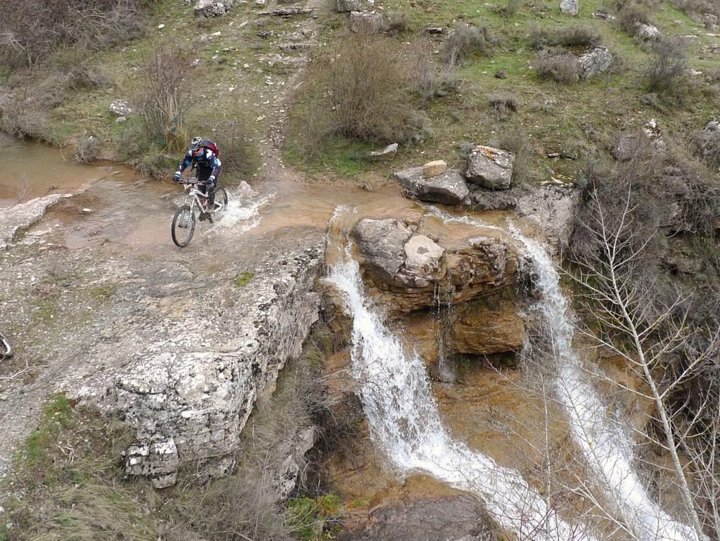 ruta Enduro Mtb La Rioja perfil-luezas-trevijano 4