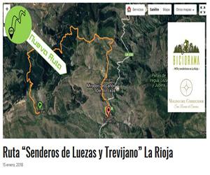 ruta Enduro Mtb La Rioja perfil-luezas-trevijano inicio