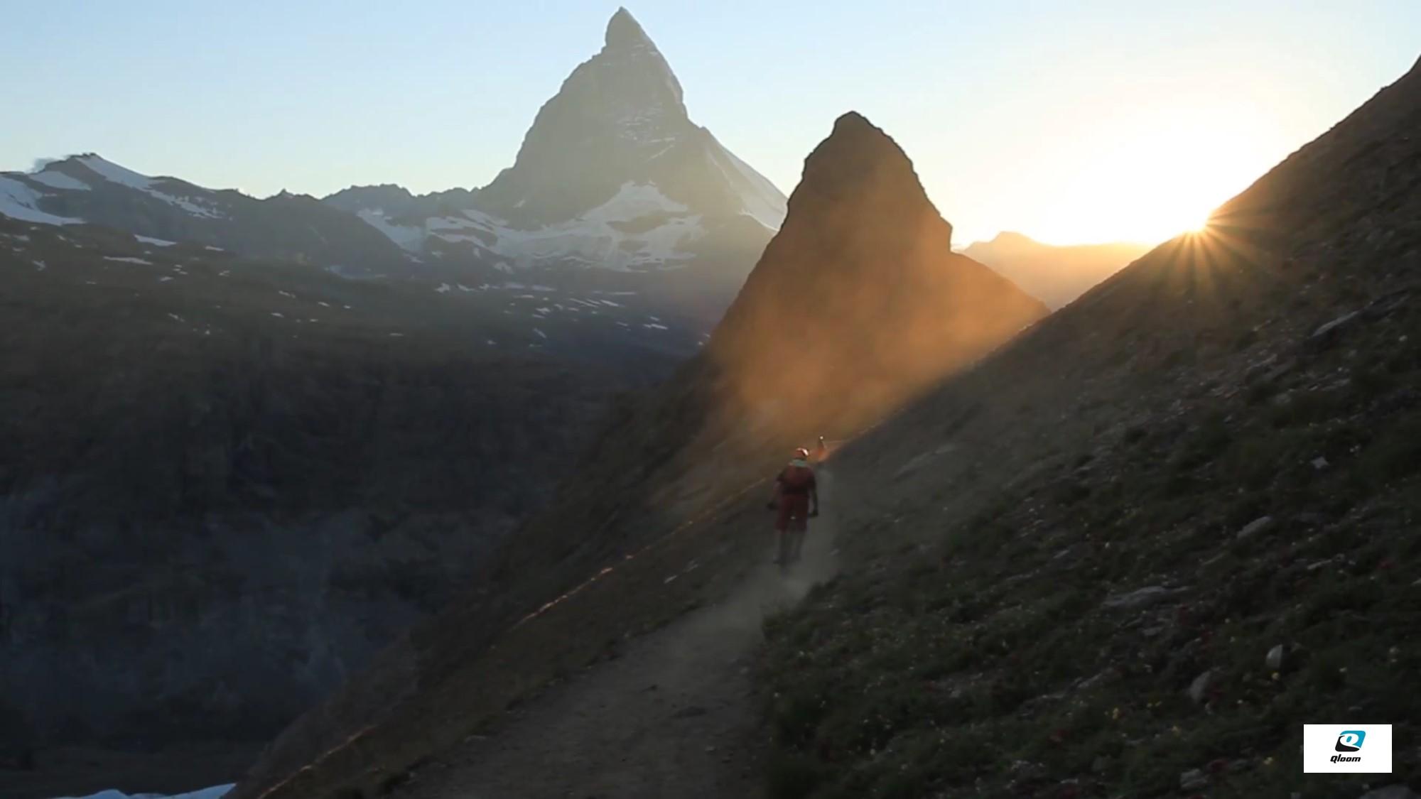 Enduro Mtb viaje Alpes