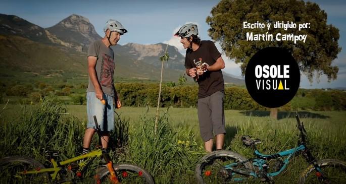 Mi semilla web serie Martín Campoy Enduro MTB