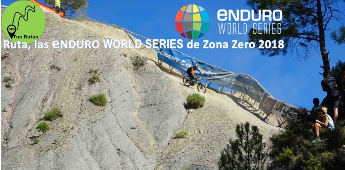Ruta, las Enduro World Series de Zona Zero 2018