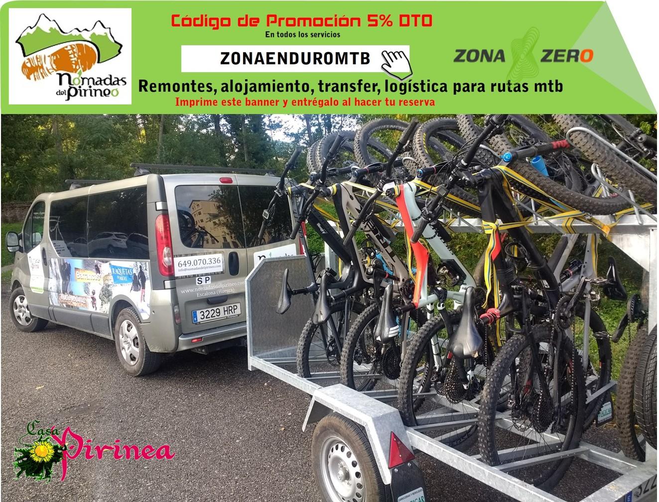 Oferta remontes ZonaZero Pirineos