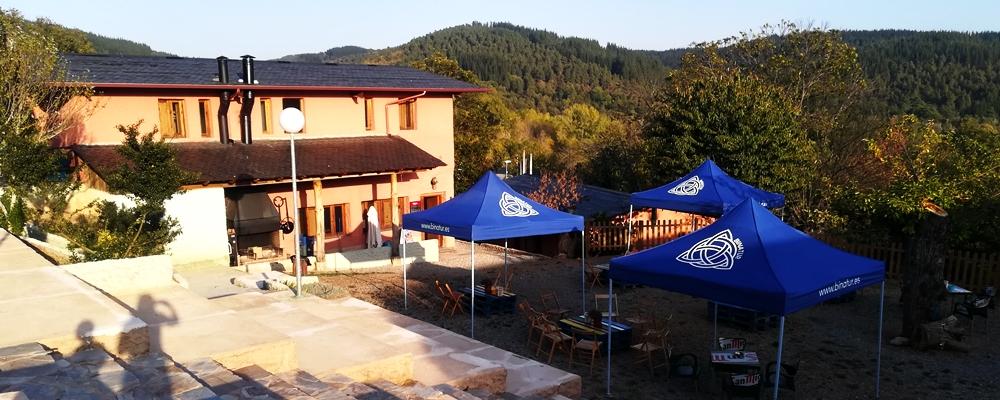 HOTEL RURAL el arbedal Enduro MTB